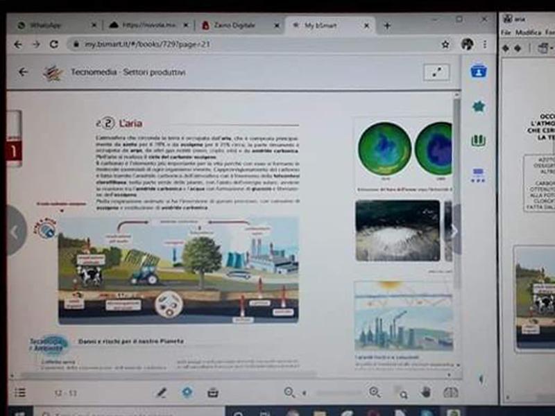 libro digitale geografia